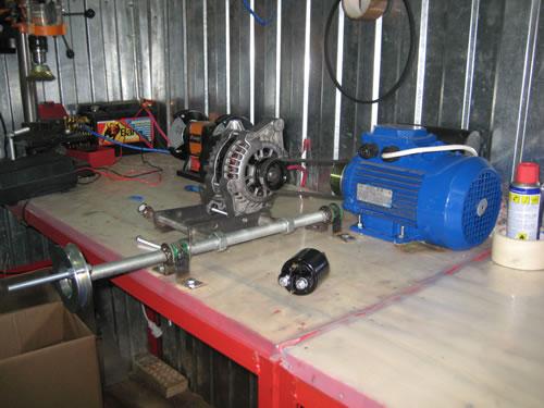 ремонт авто генераторов
