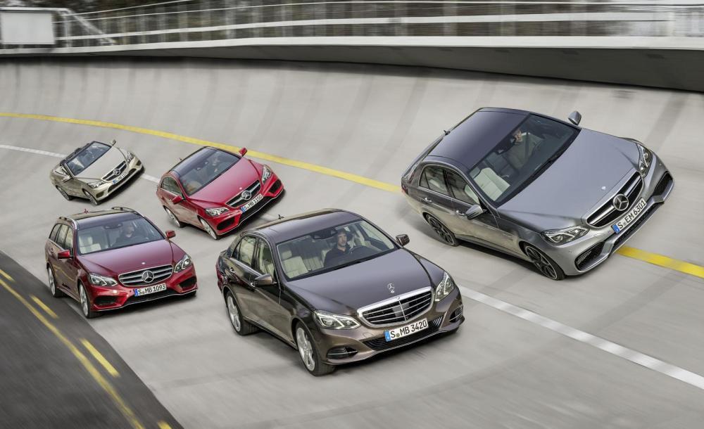 Mersedes-Benz E-Class
