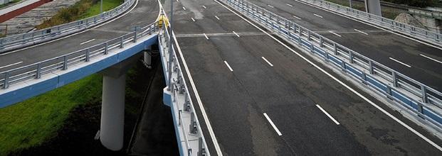 новая развязка на варшавском шоссе