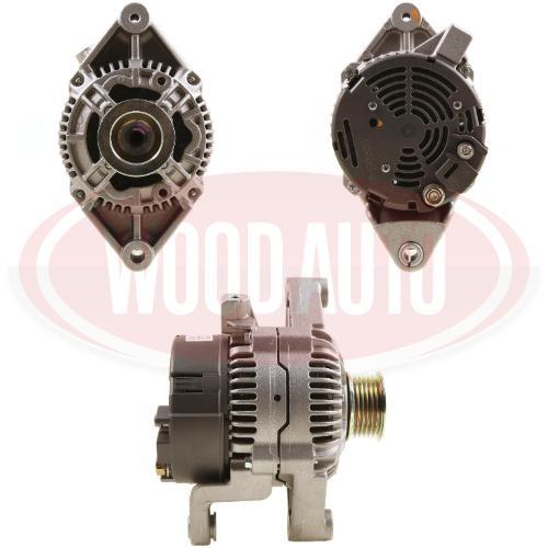 Оригинальный генератор CA 1231IR-55А 12В