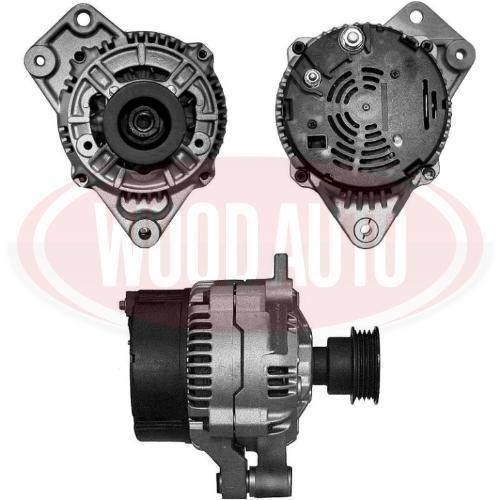 генератор CA 1244IR-90А 12В