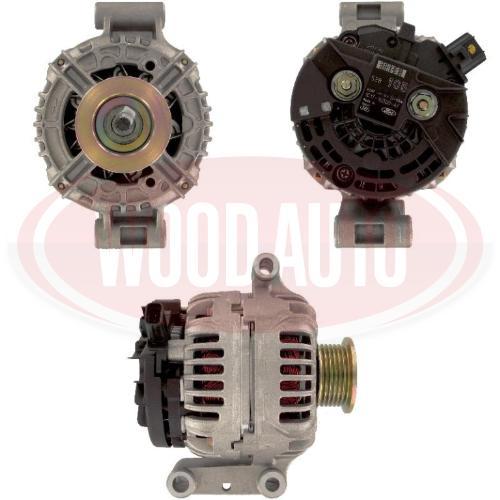 Оригинальный генератор CA 1636IR-105А 12В