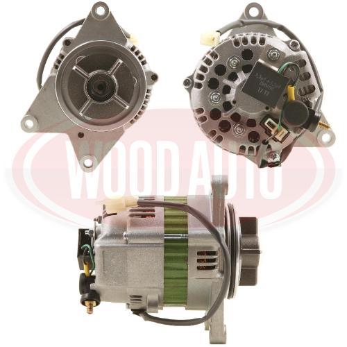Генератор для мотоцикла HONDA GOLDWING LR140-708 -40А 12В